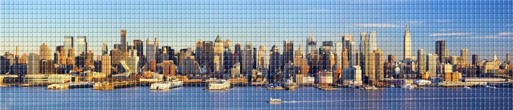 мозаика на стену 13