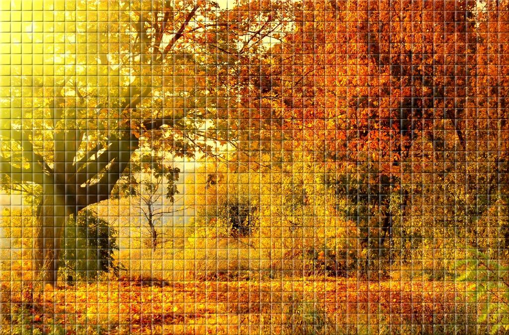 мозаика на стену 3