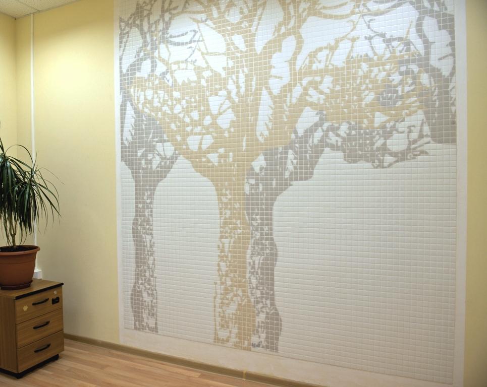 мозаика на стену 6